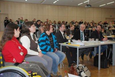 Teilnehmer der Tagung