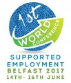 First World Conference Supported Employment 2017 Logo
