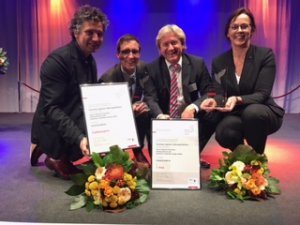 Schlafstrandkorb der Stiftung Mensch gewinnt Deutschen Tourismuspreis 2016