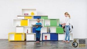 brick for kids - variables Regalsystem