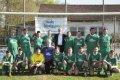 Mannschaftsfoto der inklusiven Fußballmannschaft SG Bad Soden III