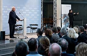 Volker Kauder, Fraktionsvorsitzender der CDU-Bundestagsfraktion