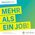 """Kampagnenmotiv """"Mehr als ein Job"""""""