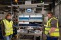 Intelligenter Handarbeitsplatz- gemeinsame Projekt von Handke Industrie-Technik und Mitsubishi Electric zusammen mit dem Martinshof Bremen