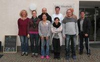 Gruppenfoto der Teilnehmer des Austausches