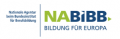 Logo der Nationalen Agentur Bildung für Europa beim Bundesinstitut für Berufsbildung