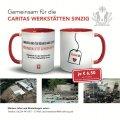 Aktion Tassen zu Gunsten der Caritas Werkstätten in Sinzig.
