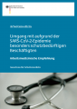 Cover Arbeitsmedizinische Empfehlung
