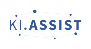 Logo des Projektes KI-ASSIST
